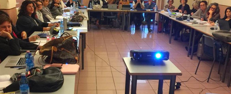 Primo seminario della Scuola