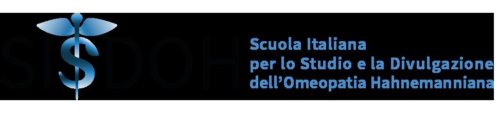 Sisdoh - Scuola Italiana per lo Studio e la Divulgazione dell'Omeopatia Hahnemanniana